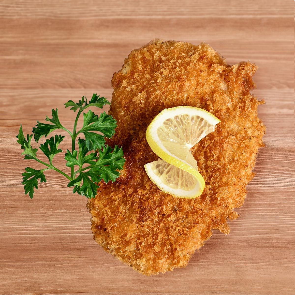 Supreme Crumbed Chicken Schnitzel Cfm Food Merchants